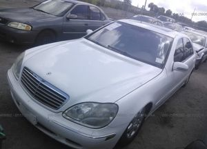 1998-2008 Mercedes s Class S430 S500 S55 S600 W220 Parts for Sale in Clearwater, FL