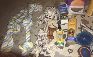 Large Doggie / Puppy Lot - chew toys, meds, for Sale in San Diego, CA