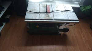 hitachi c10fr table saw for Sale in Baltimore, MD