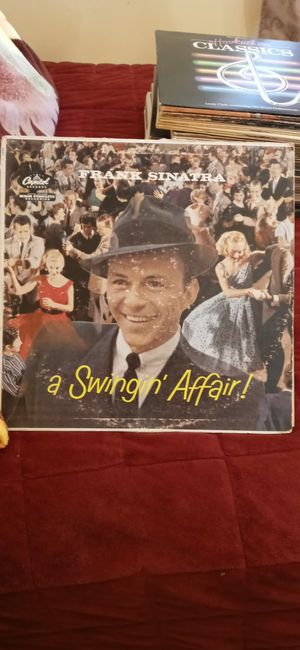 Frank Sinatra original new never ever been touch for Sale in Los Angeles, CA