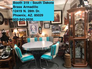 >>Formica table and Chrome chairs with leaf $595.00 for Sale in Phoenix, AZ