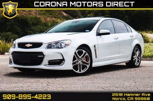 2017 Chevrolet SS for Sale in Norco, CA