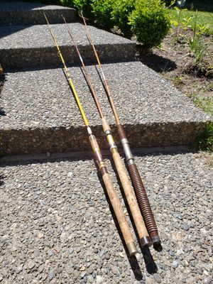 Eagle claw fishing rod and other for Sale in Federal Way, WA