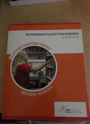 ATI RN pharmacology for Sale in Palm Bay, FL