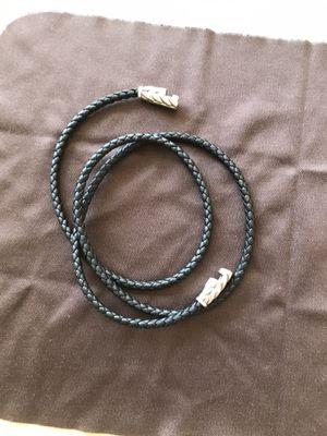 David Yurman Triple Wrap Bracelet - size Small for Sale in New York, NY