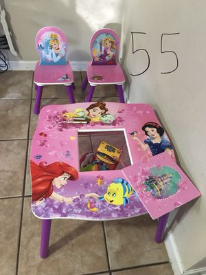 Kids table and chairs for Sale in Cypress, TX