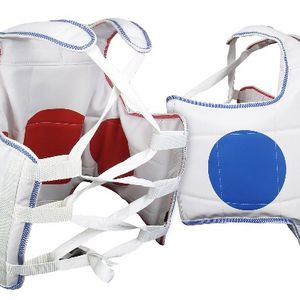 Martial Arts Reversible Chest Guard Body Protector Taekwondo Gear And Duffle Bag for Sale in Cary, NC