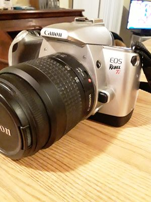 Cannon 35mm digital camera for sale for Sale in Lakeside, CA