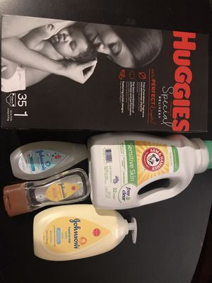 Huggies Special Delivery Bundle (See Description) for Sale in Raleigh, NC