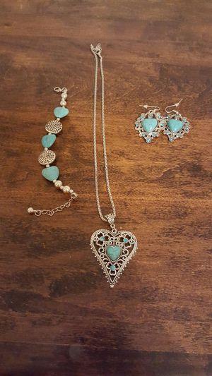 Necklace set for Sale in Atlanta, GA