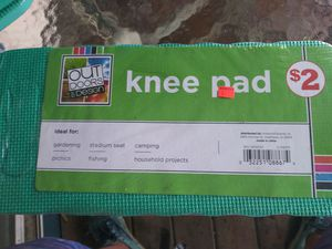 Knee pads - teal, blue-green & purple lots of uses! for Sale in Columbus, OH