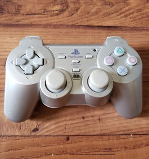 Gray PlayStation 2 PS2 Wireless Force 2 Controller KT2C-0203. Receiver No Included. for Sale in Adelphi, MD