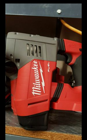MILWUAKEE M18 FUEL BRUSHLESS ROTARY HAMMER BRAND NEW TOOL ONLY for Sale in San Bernardino, CA