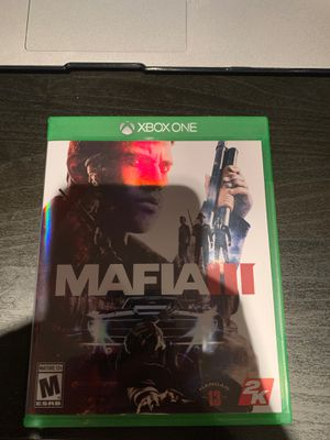 Mafia 3 for Sale in Gaithersburg, MD