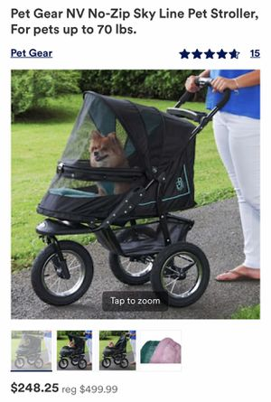 Dog Stroller - Luxury for Sale in Rosemead, CA