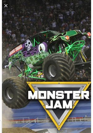 MONSTER JAM TICKETS for Sale in Lewisville, TX