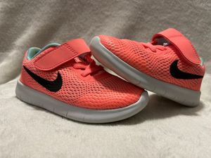 "Nike Free Run ""Lava"" (TDV) SZ 9C for Sale in Orlando, FL"