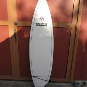 Cobalt Epoxy Surfboard for Sale in Olympia, WA