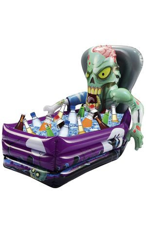 Zombie cooler used once like new for Sale in El Monte, CA