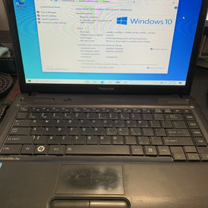 Toshiba Laptop for Sale in Midway City, CA