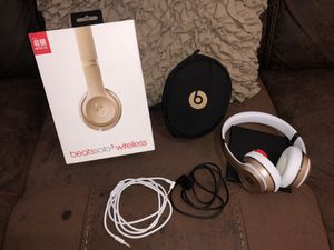 Solo Beats 3 Wireless for Sale in Miami, FL