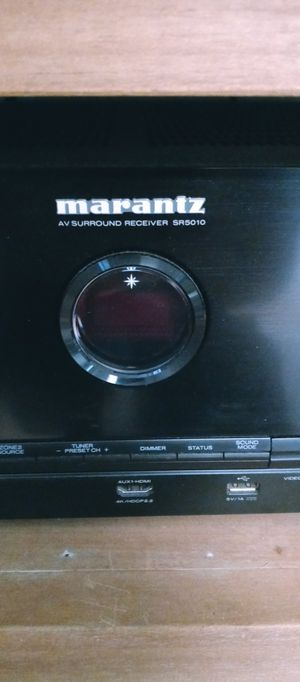 Marantz SR5010 for Sale in Staten Island, NY