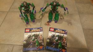 Lego 6865 Superman VS Battle Armour Lex for Sale in Federal Way, WA