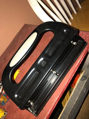 Paper hole puncher for Sale in Beaumont, CA