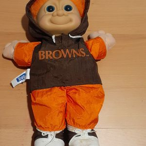 Large Cleveland Browns Troll for Sale in Itasca, IL