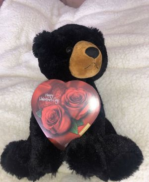Valentines Day Bear Stuffed Animal for Sale in Miami, FL
