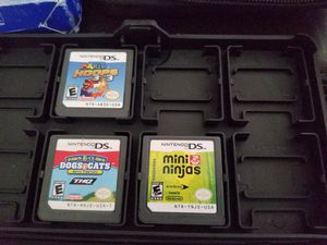 Nintendo Ds Games&charger lot for Sale in Canal Winchester, OH