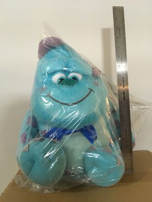 Disney monster inc sally plushie for Sale in Milpitas, CA