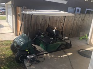 EZGO Golf Cart with Charger for Sale in Costa Mesa, CA