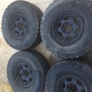 Pro Comp Wheels And Tires for Sale in Nellis Air Force Base, NV