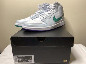 BNIB Men's Nike Air Jordan Mid Pregame Mindfulness Luka Doncic Mavs 12.5 for Sale in Vernon Hills, IL