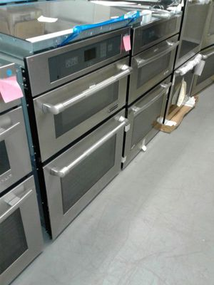 Brand new JennAir wall microwave and ovens for Sale in Baltimore, MD