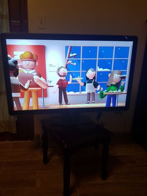 Tv flat screen no remote 40 inchs for Sale in Dearborn Heights, MI