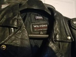 Wilson motorcycle jacket for Sale in Grifton, NC
