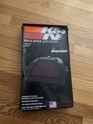 KNN Air Filter Kawasaki zx-6r for Sale in Garden Grove, CA