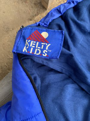 Keltykids. Voyager sleeping bag. - excellent condition for Sale in San Diego, CA