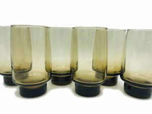 Vintage Libbey Accent Tawny glasses for Sale in Irmo, SC