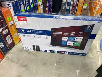 TCL 50S423 50in tv 🤩🤩🤩 B56 for Sale in Los Angeles,  CA