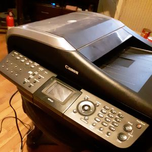 Canon Pixma mp830 copy,fax,scanner,and printer... for Sale in Staten Island, NY