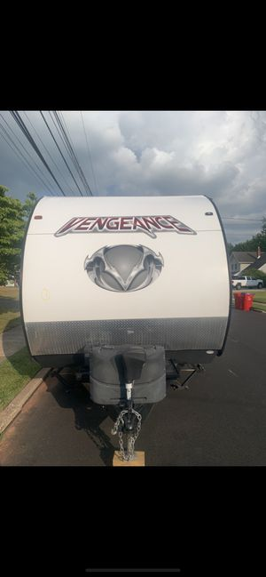 2017 Forest River Vengeance 25V (Toy Hauler) for Sale in Hatboro, PA