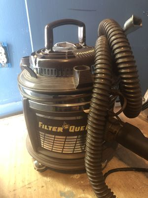 Vintage filter queen vacuum for Sale in Bethany, OK