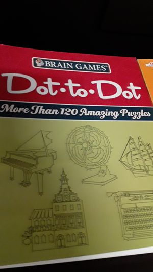 Dot to Dot Book for Sale in Chicago, IL