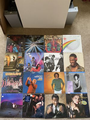 $10 each vinyl records for Sale in Modesto, CA