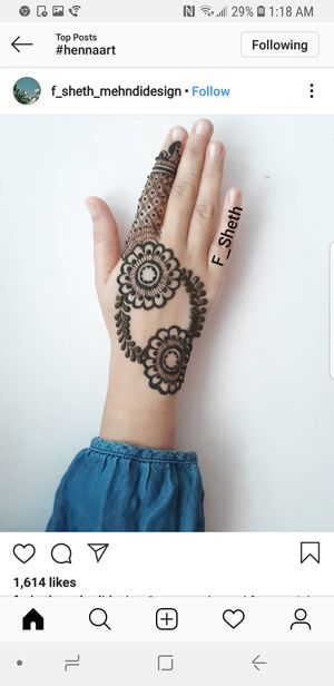 Henna designs for Sale in Dale City, VA