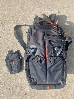 Manfrotto camera backpack/ Used for Sale in Los Angeles, CA