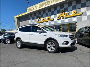2018 Ford Escape for Sale in Fresno, CA